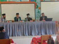 Rapat KPN Kemenag Kabupaten Tanah Datar